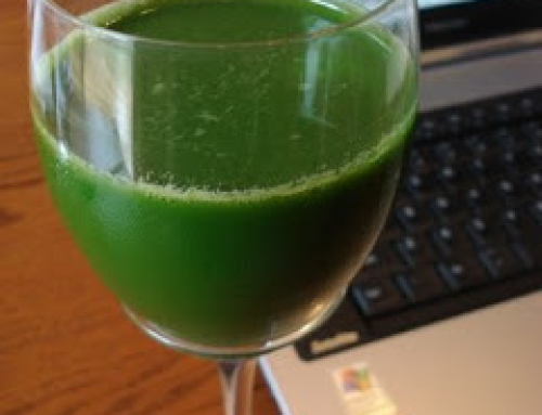 Kale, Cucumber, Apple Juice