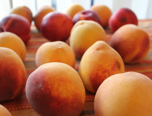 What to do with all these peaches