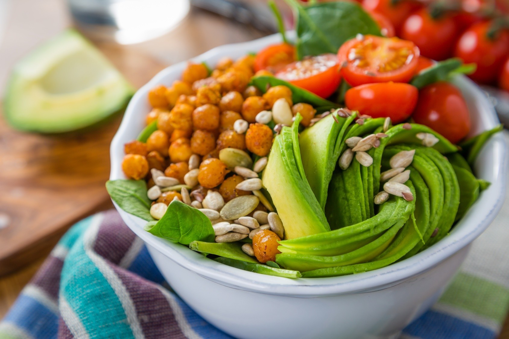 How to Build Your Own Nutritious Buddha Bowl