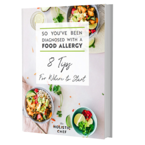 cover of Food Allergy Book